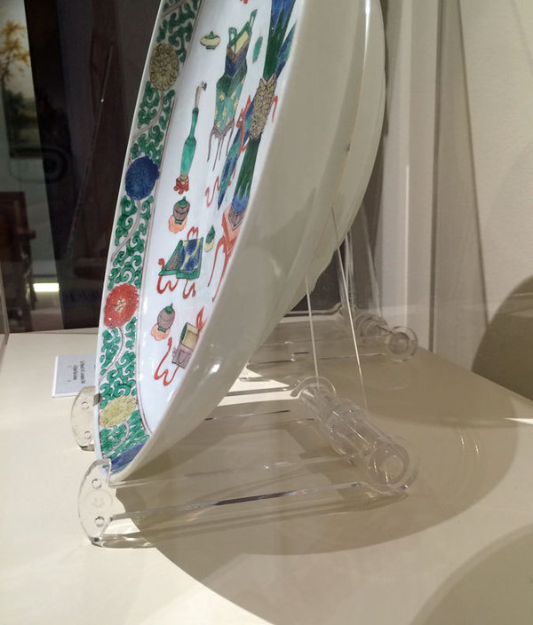 Some Clear Plate Stands Are Also Adjule Allowing You To Adjust For Depth Or The Angle Of Display